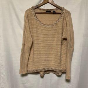 Moda International long sleeve pullover sweater